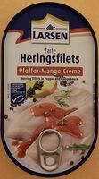 Zarte Heringsfilets Pfeffer-Mango-Creme - Produkt - de