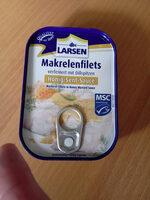 Makrelenfilets Honig-Senf-Sauce - Product - de