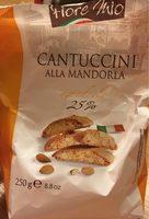 Cantuccini alla mandorla - Product - fr