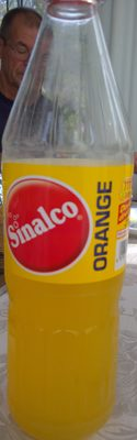 Sinalco Orange - Product