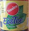 Eistee Zitrone - Product