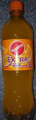 Sinalco Orange Maracuja Extra fruchtig - Produkt
