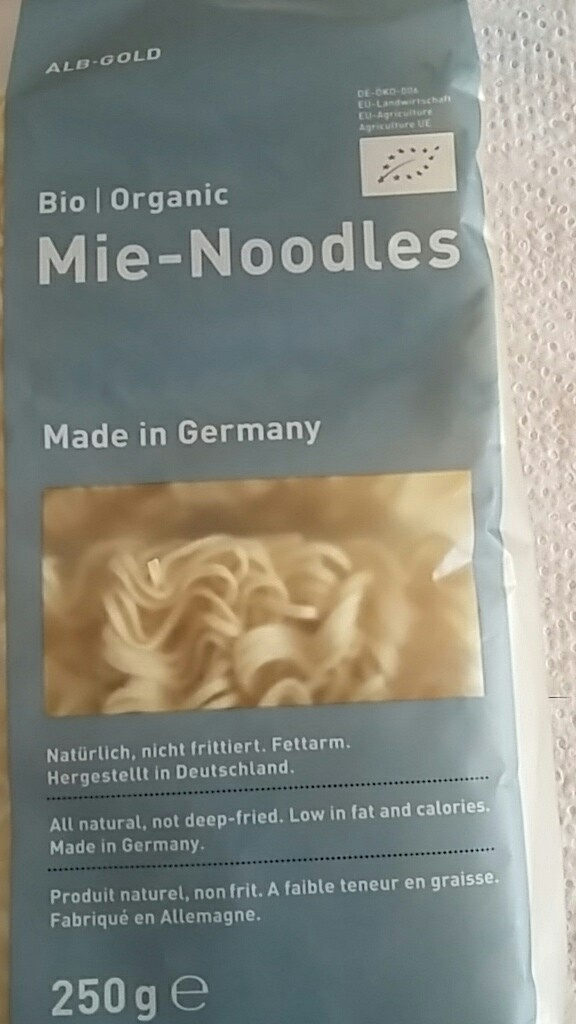 Mie-Noodles - Product - fr