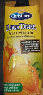 QuickDrink Multivitamin - Product
