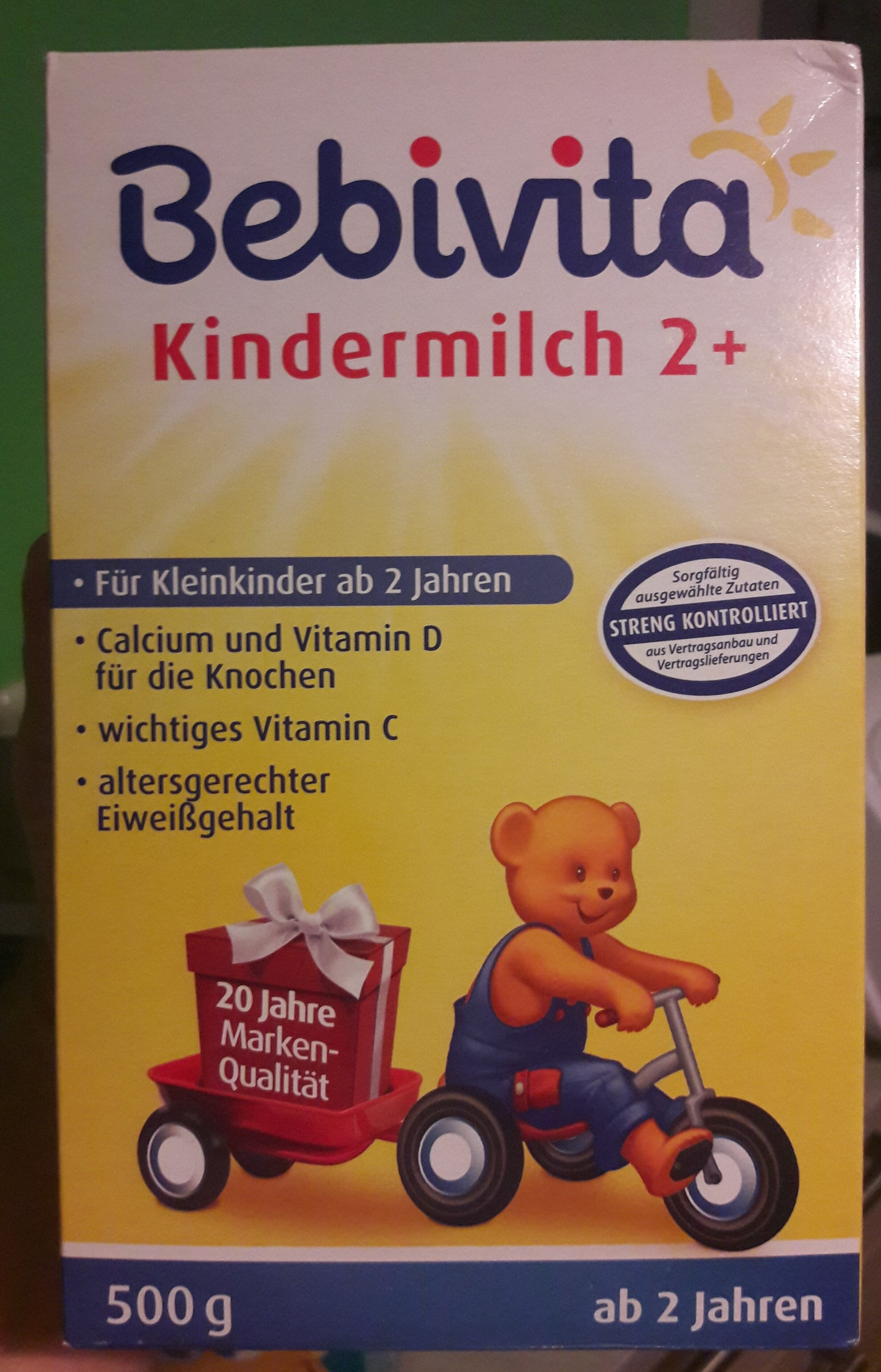 Kindermilch 2+ - Product