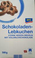 Schokoladen-Lebkuchen - Produkt