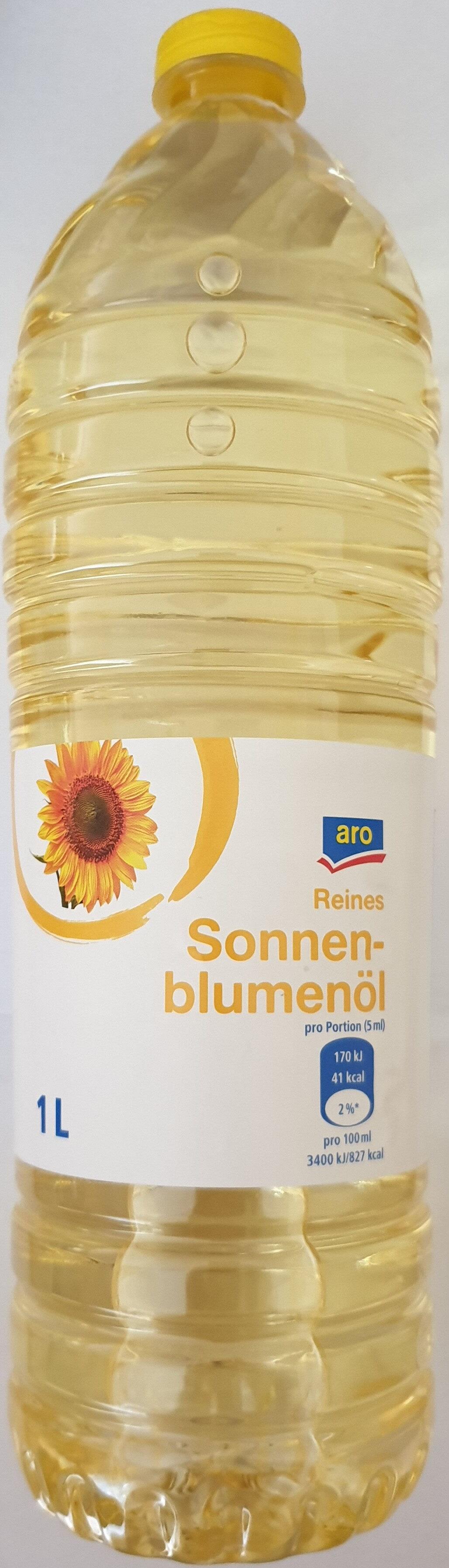 Reines Sonnenblumenöl - Produit - de