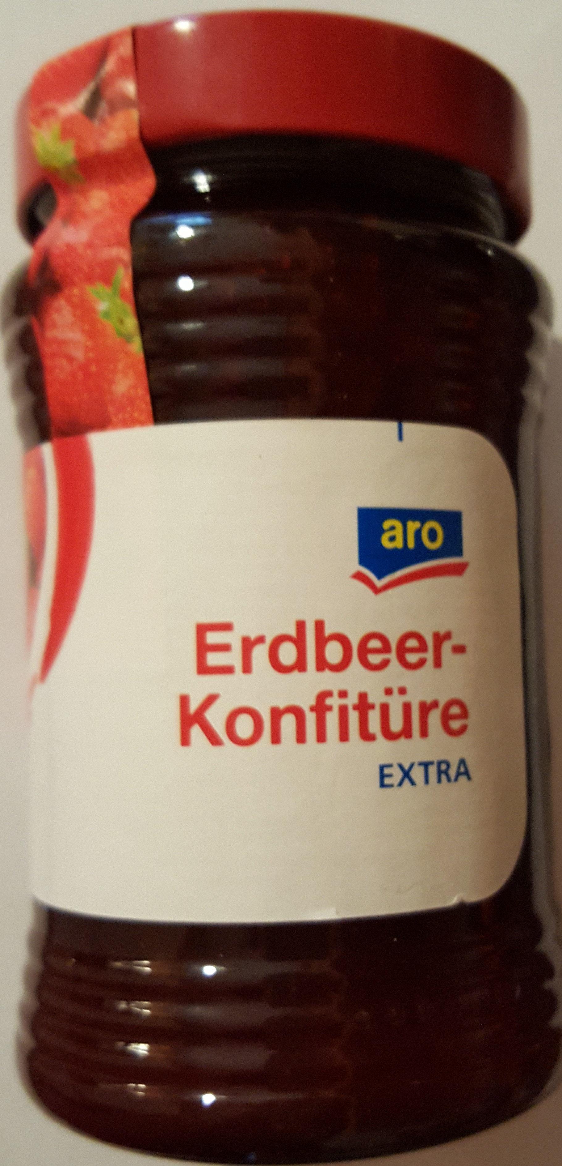 Erdbeer-Konfitüre - Produit - de
