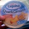 QuarkGenuss Pfirsich-Maracuja - Produkt