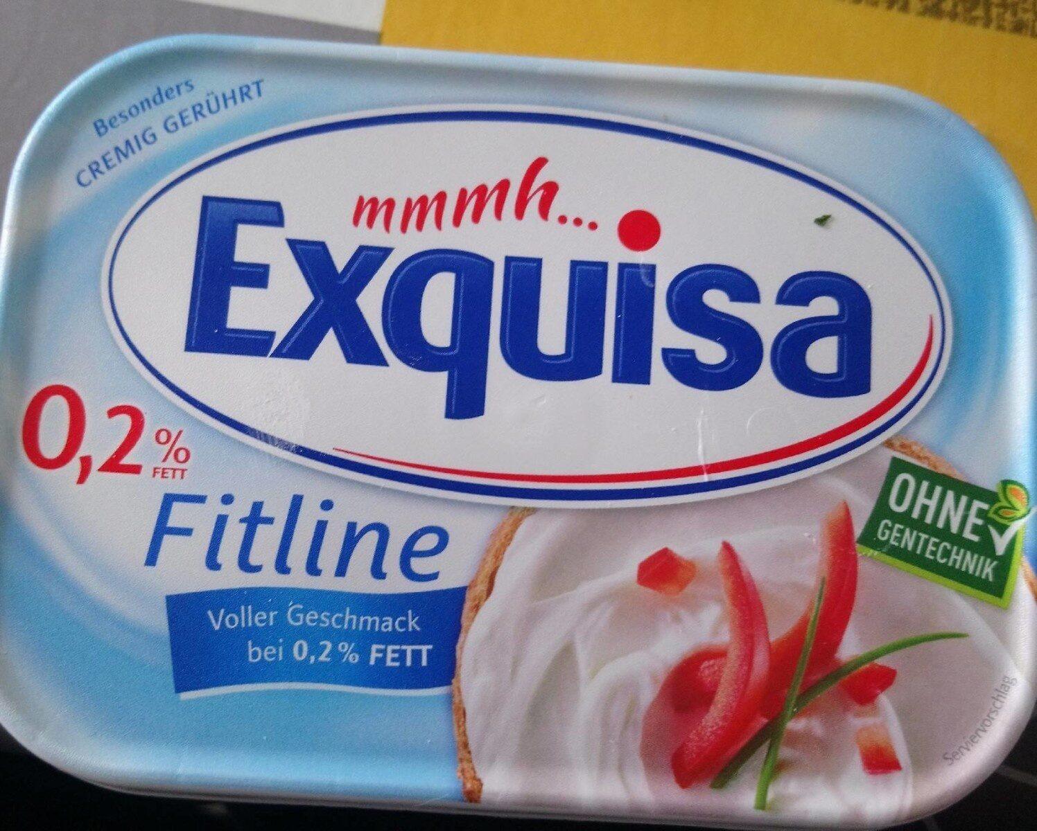 Exquisa Fitline 0,2 Fett% - Produkt - de