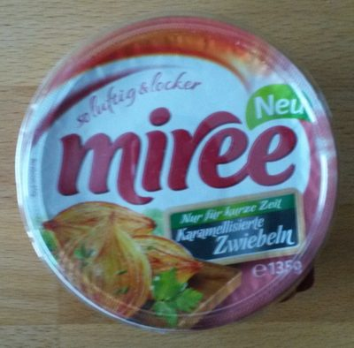 miree karamellisierte Zwiebeln - Produit - de