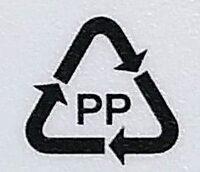 Wasabi - Wiederverwertungsanweisungen und/oder Verpackungsinformationen - de
