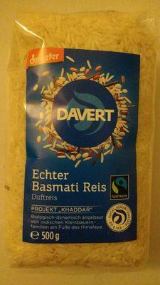Echter Basmati Reis - Produit - de