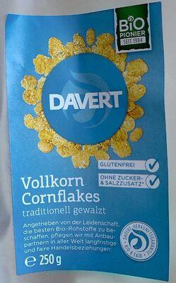 Vollkorn cornflakes - Prodotto - en