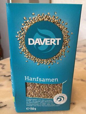 Hanfsamen - Product