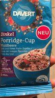 Porridge-Cup - Product
