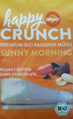 Happy crunch - Product