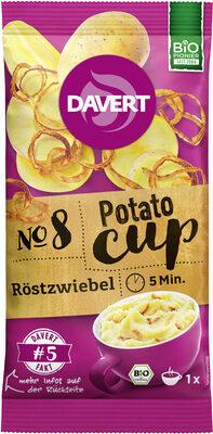 Potato Cup - Röstzwiebel - Producto - de