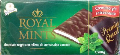 Royal mints - Produit