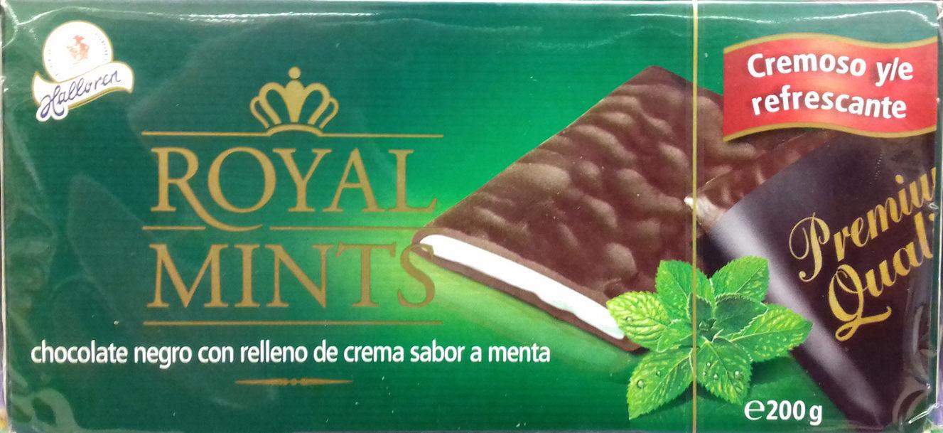 Royal mints - Producte