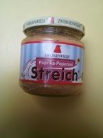 Paprika-Peperoni Streich - Produkt