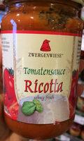 Tomatensauce Ricotta - Produkt - de