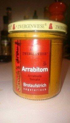 Zwergenwiese Arrabitom Brotaufstrich - Product - de