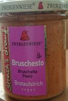 Pate a tartiner bruschesto - Product