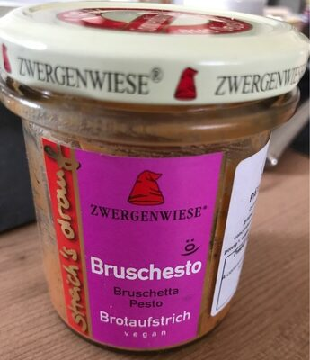 Pate a tartiner bruschesto - Produkt - de