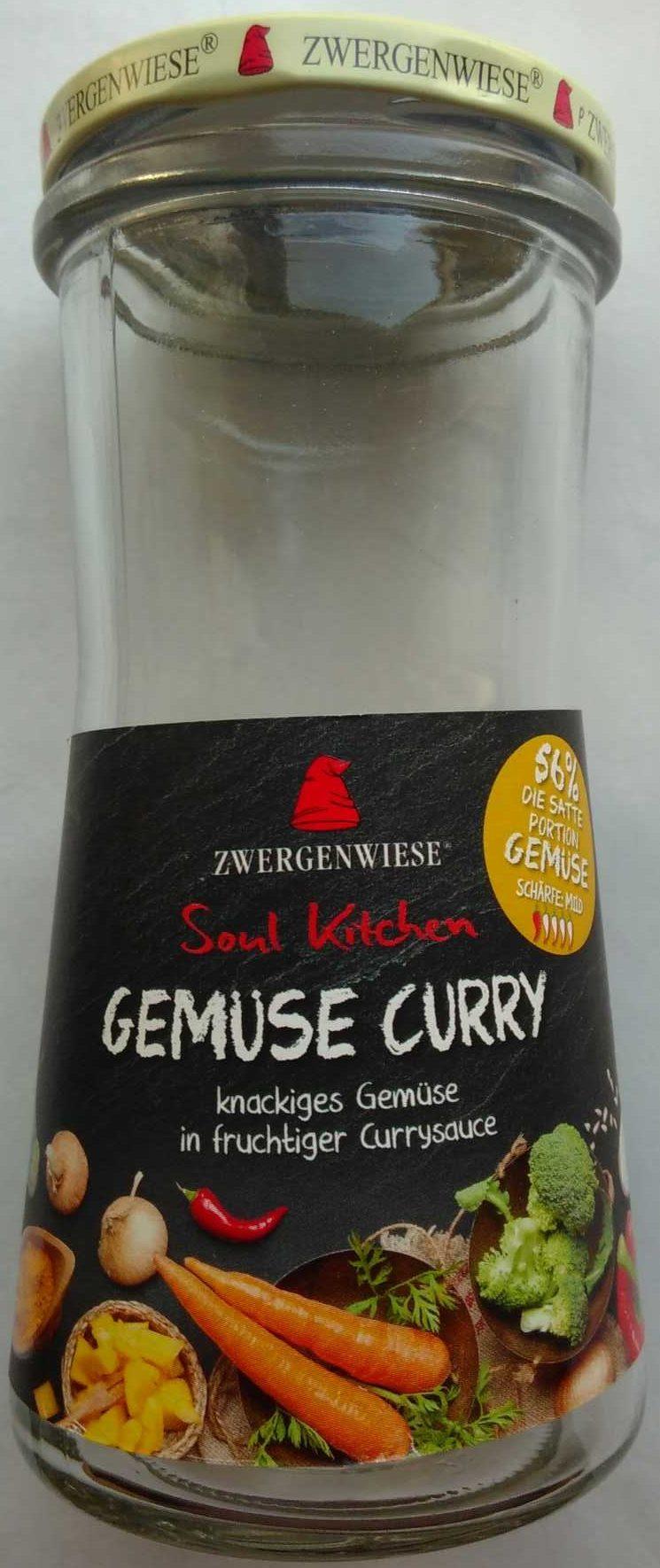 Soul Kitchen Gemüse Curry - Product