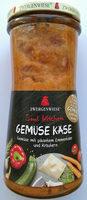 Gemüse Käse - Product