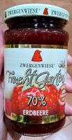 Frucht Garten Erdbeere - Produit - de