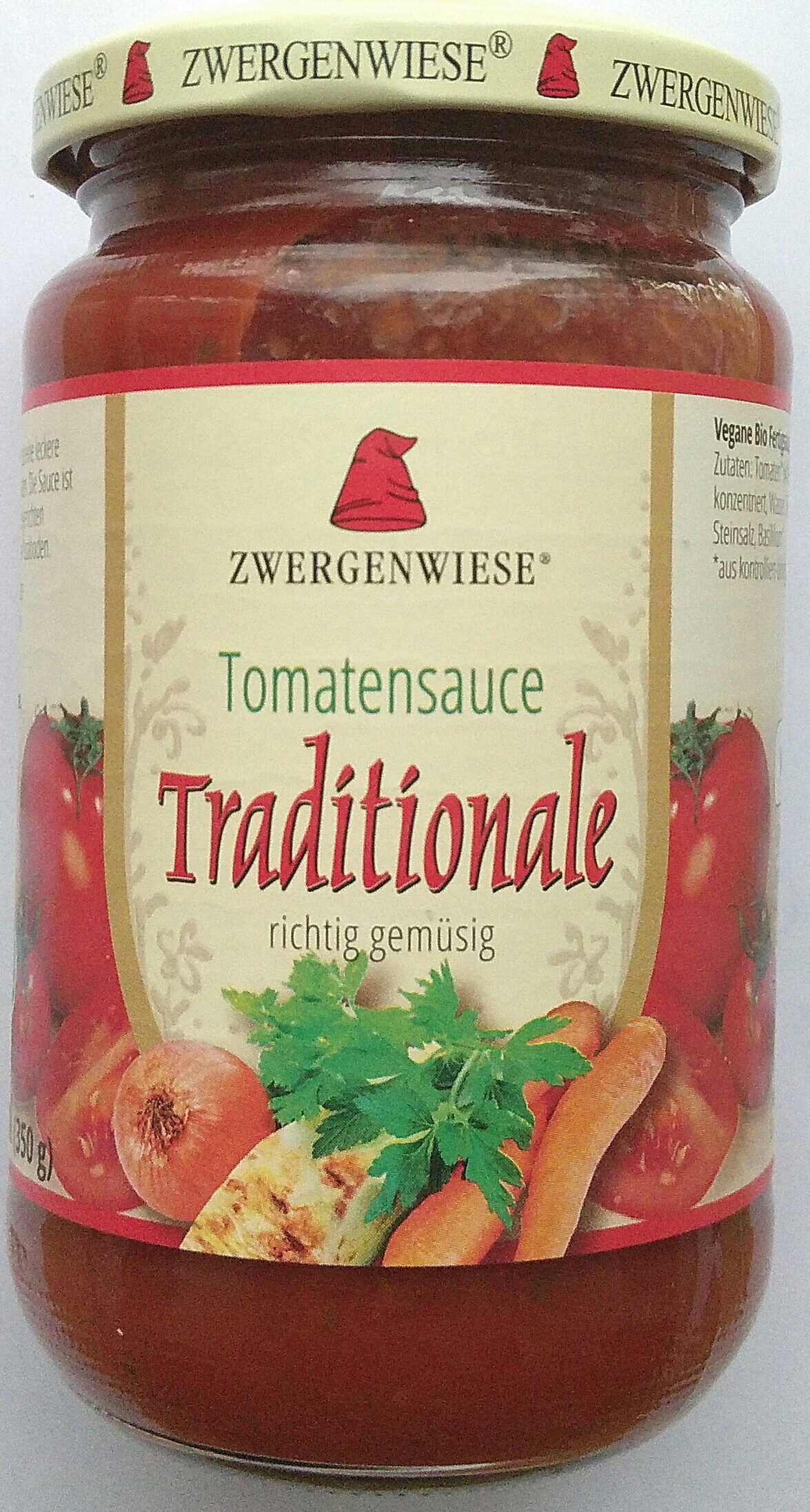 Tomatensauce Traditionale - Product