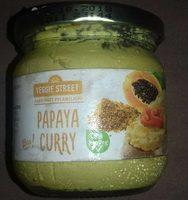 Pâté Papaye Curry - Produit