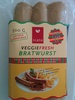 Veggiefresh bratwurst - Product