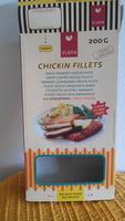 Chikin Fillets (100% vegetal) - Product