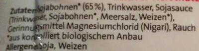Räuchertofu Premium - Ingredients - de