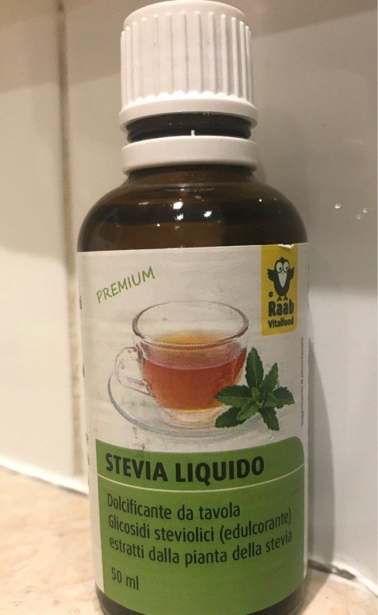 Stevia Liquido - Producto - fr