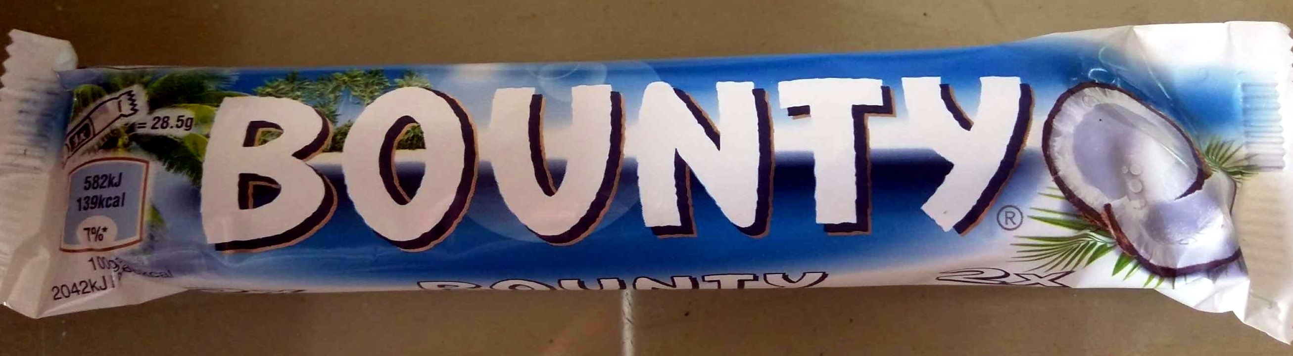 Bounty - Производ - fr