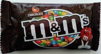 m&m's chocolate - Product - en