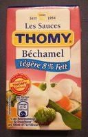Les Sauces Bechamel Legere, 8% Fett - Product - fr