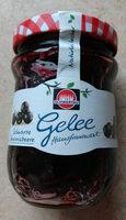 Gelee - schwarze Johannisbeere - Produit