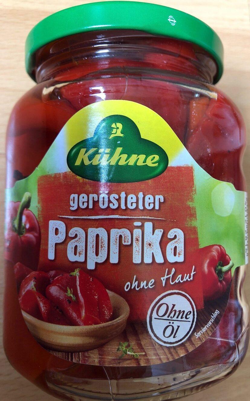 Gerösteter Paprika - Product - de