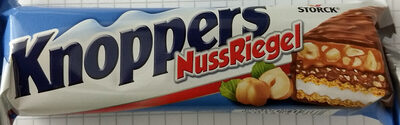 Knoppers, Nussriegel - Product
