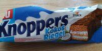 Knoppers Kokosriegel - Product - en