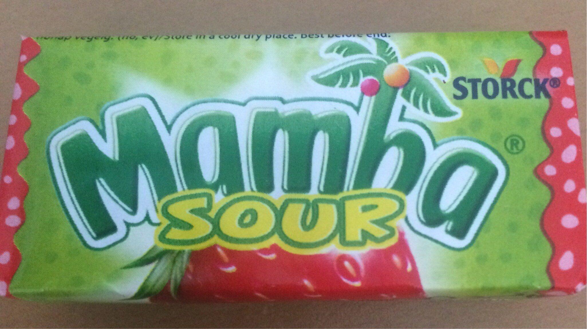 Mamba sour - Produit - fr