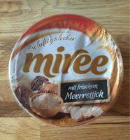 Frischkäse Meerrettich - Produit - fr