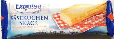 Käsekuchen Snack - Product
