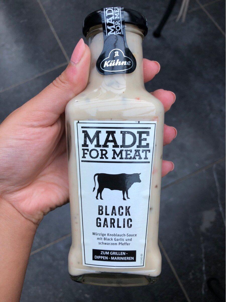 Black Garlic - Product