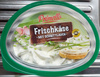 Frischkäse mit Schnittlauch - Produkt